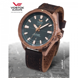 Vostok Europe NH35A-320O507